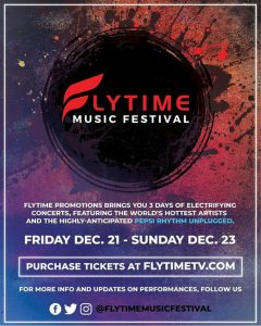 Top 6 Nigeria concert - Flytime music festival