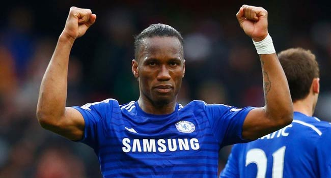Drogba Didier Chelsea