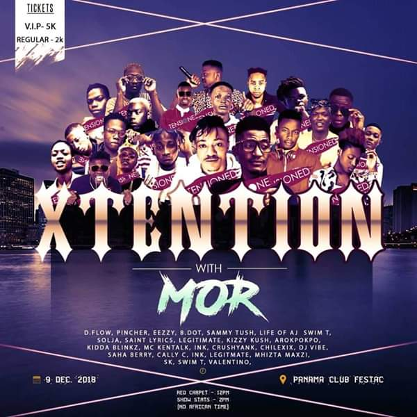 Mor Fashion XTension with Mor - Eventriga
