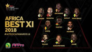 caf african top starting11