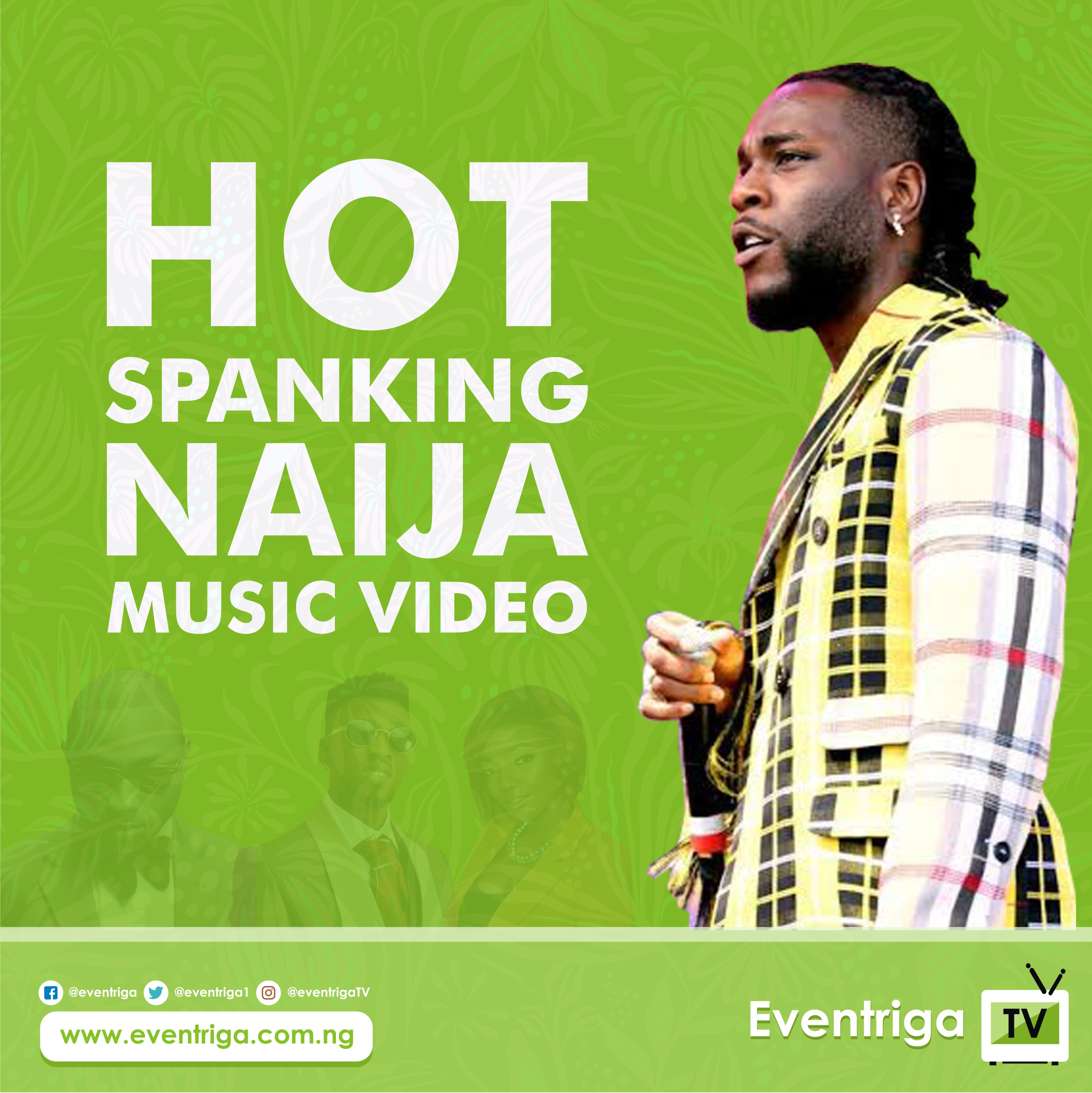 hot spanking naija music video eventriga tv