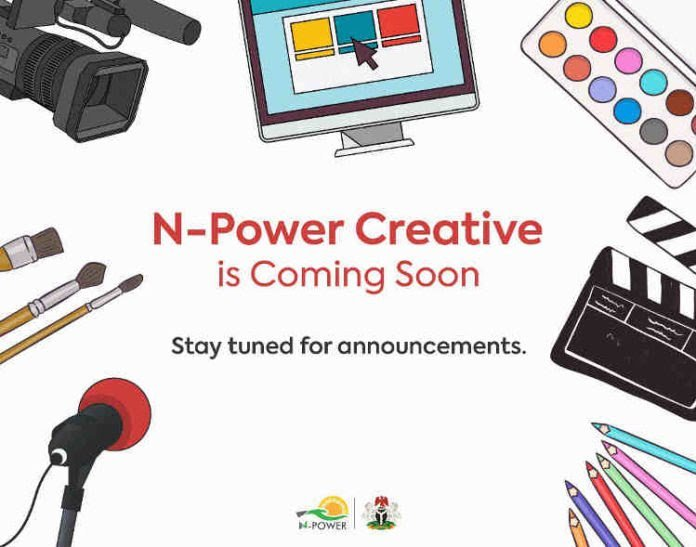FG Npower Creative Beneficiaries Receive Free Laptop for their