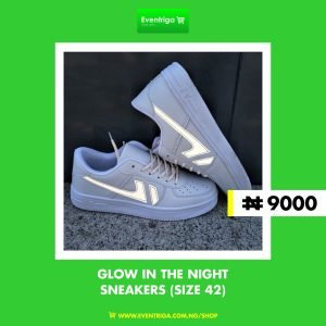 GLOW IN THE NIGHT SNEAKERS EVENTRIGA STORE