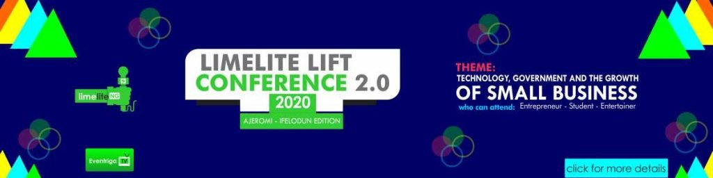 Limelite Lift Conference 2020 headers