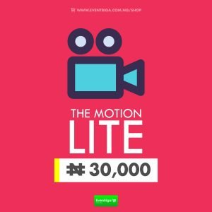 The motion lite eventriga ng