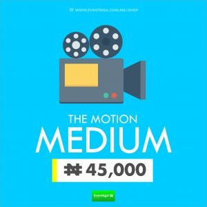 The Motion medium Eventriga NG