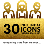 Eventriga 30 Influential Icon EGAWARDS