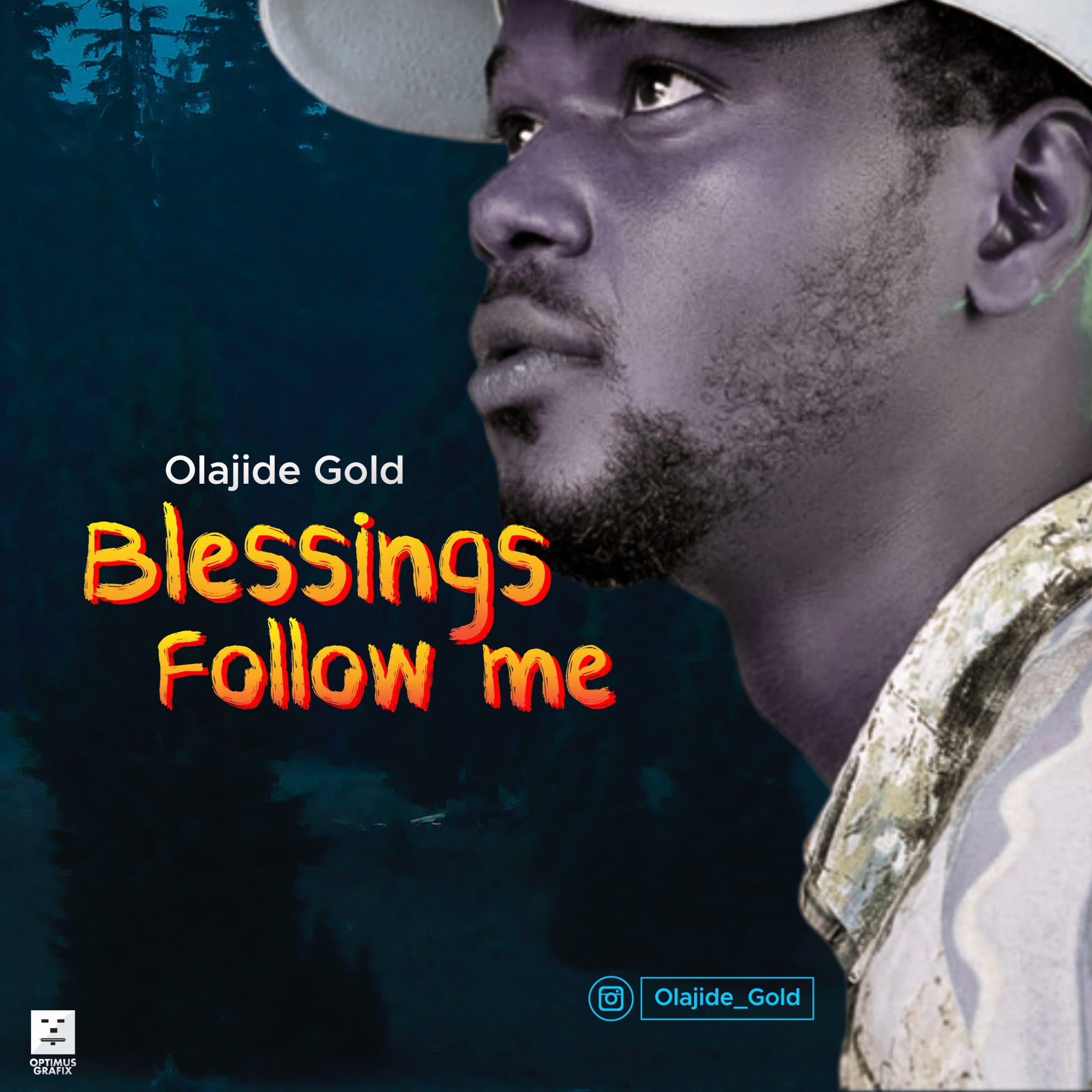 Olajide gold blessings follow me Eventriga tv