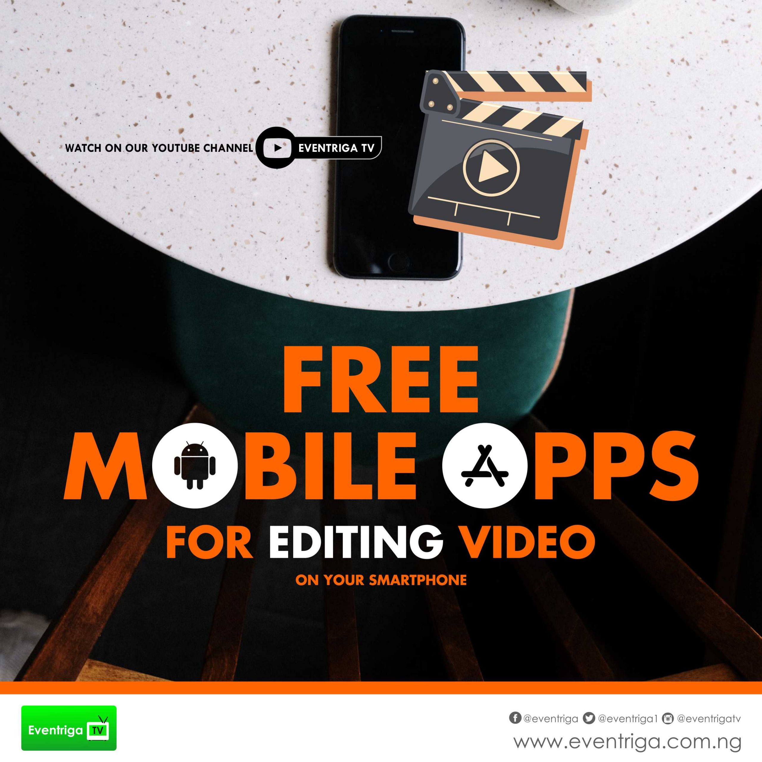 free mobile video editing app eventriga