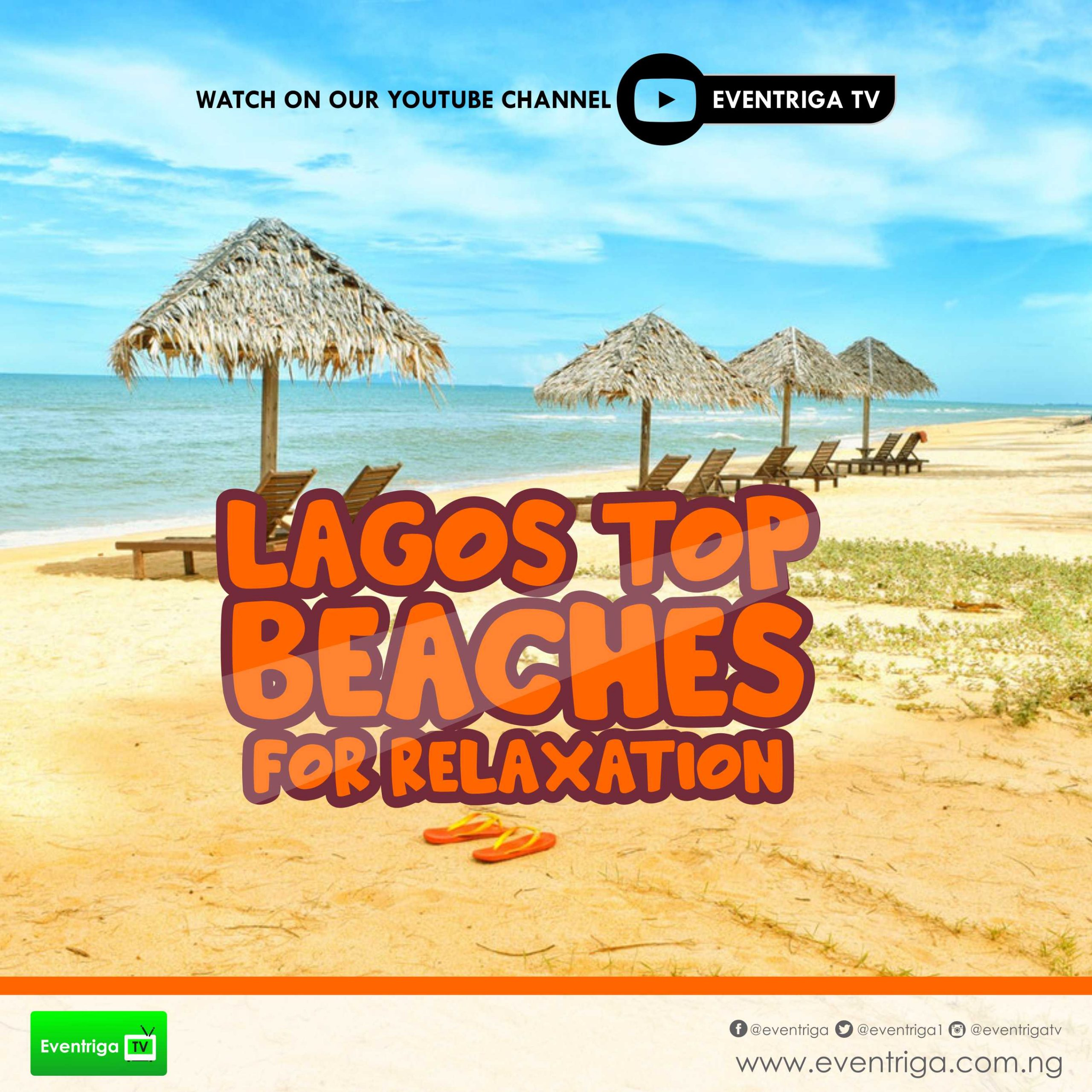 Top beaches in Lagos for relaxation