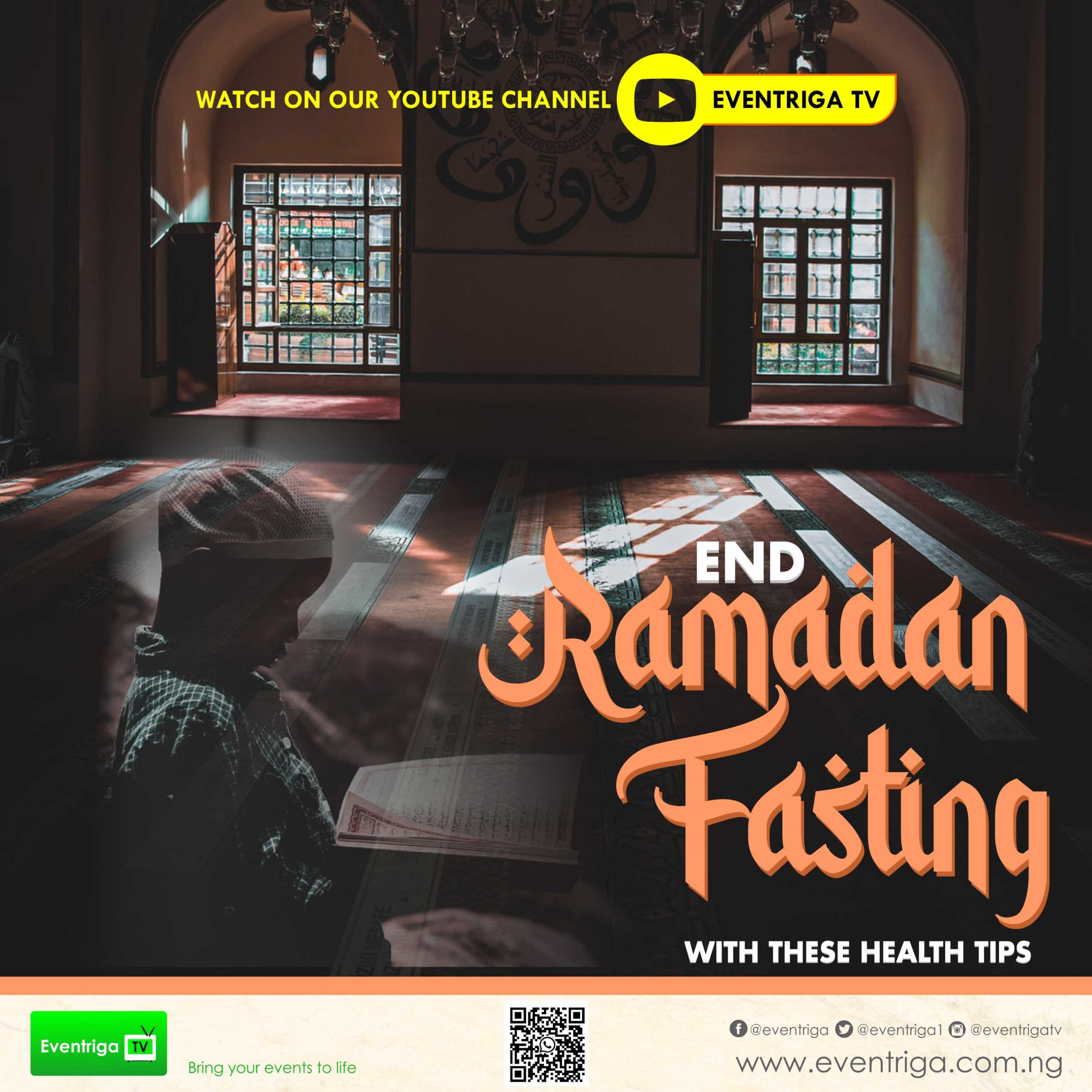 Ramadan tips Eventriga